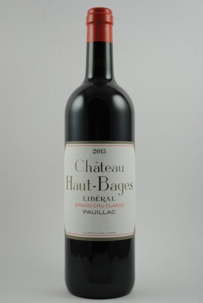 2015 Château Haut-Bages Libéral 5e Grand Cru Classé